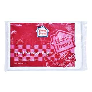 HomeProud Bags - Food Storage (25.4 x 4.06cm)