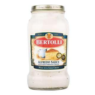 Bertolli Pasta Sauce - Alfredo with Parmesan Cheese