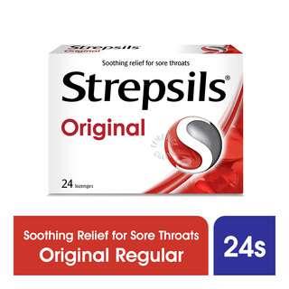 Strepsils Lozenges Box - Original