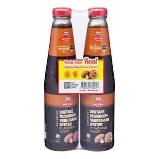 Woh Hup Vegetarian Sauce - Shiitake Mushroom Oyster