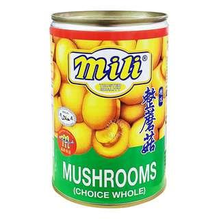 Mili Whole Mushrooms