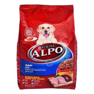 Purina Alpo Adult Dog Food - Chicken, Liver & Vegetable