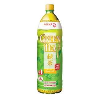 Pokka Bottle Drink - Jasmine Green Tea