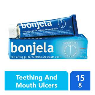 Bonjela Gel - Teething and Mouth Ulcers