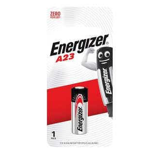 Energizer Alkaline Battery - Keyless Remotes Devices (A23)