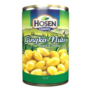 Hosen Gingko Nuts - Boiled & Shelled