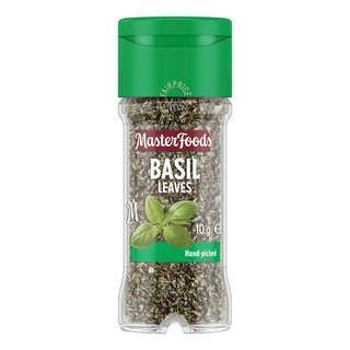 MasterFoods Herbs - Basil Leaves