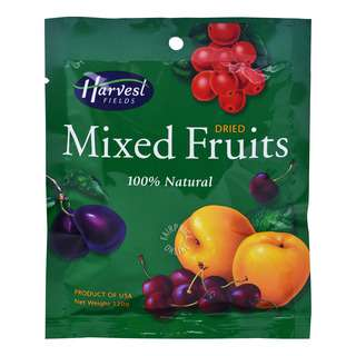Harvest Fields Dried Fruit - Mixed Fruits