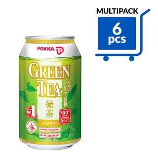 Pokka Can Drink - Jasmine Green Tea