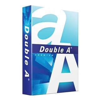 Double A Premium A4 Paper - 80gsm