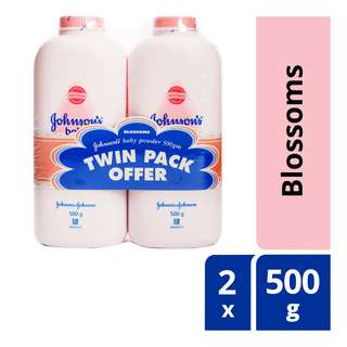 Johnson's Baby Powder - Blossoms