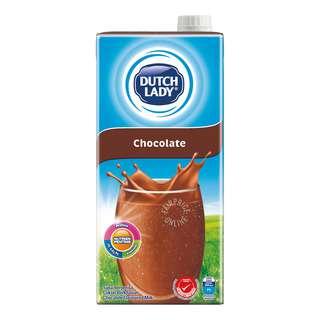 Dutch Lady UHT Milk - Chocolate