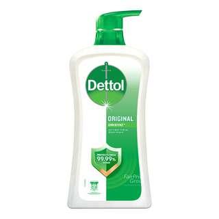 Dettol Anti-Bacterial pH-Balanced Body Wash - Original