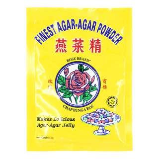 Rose Agar Agar Powder
