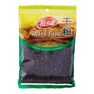 Pasar Dried Black Glutinous Rice