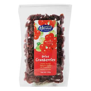 Harvest Fields Dried Fruit - Cranberries