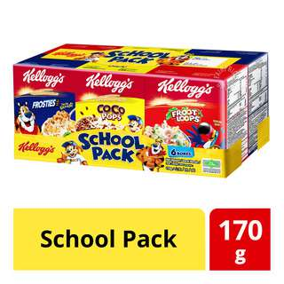 Kellogg's Cereal - School Pack