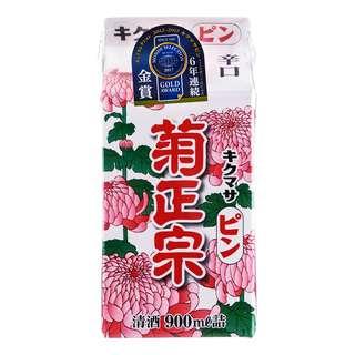Kiku Sake - Masamune Ping