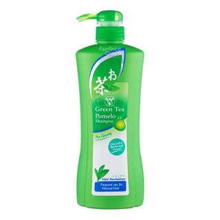 Ginvera Green Tea Pomelo Shampoo - Hair Revitalizer