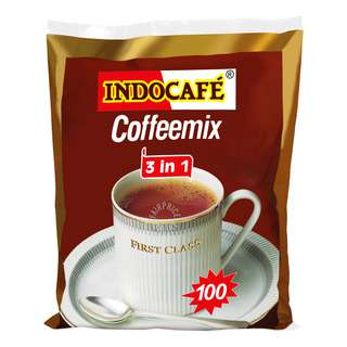 Indocafe 3 in 1 Instant Coffee Mix