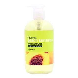 Follow Me Anti-bacterial Handwash - Peach Sensation