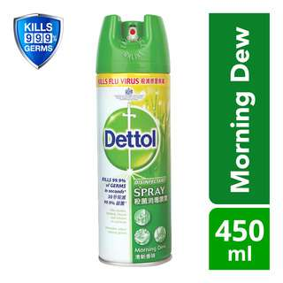 Dettol Disinfectant Spray - Morning Dew
