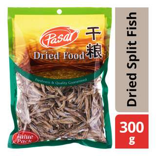 Pasar Dried Split Fish