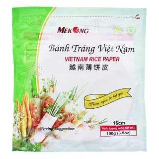 Mekong Vietnam Rice Paper - 16cm