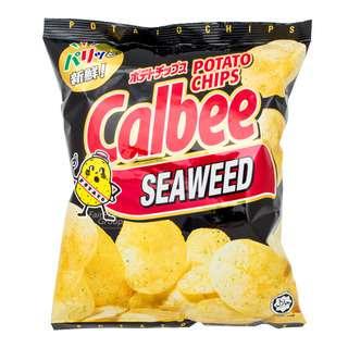 Calbee Potato Chips - Seaweed