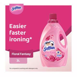 Softlan Anti-Wrinkles Fabric Conditioner - Floral Fantasy