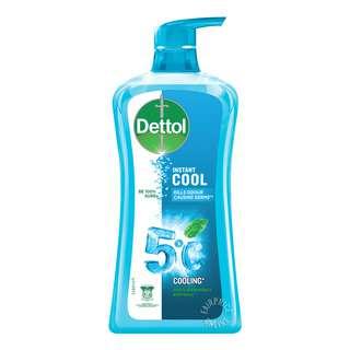 Dettol Anti-Bacterial pH-Balanced Body Wash - Cool
