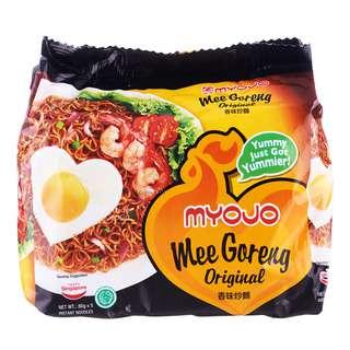 Myojo Instant Noodles - Mee Goreng Original