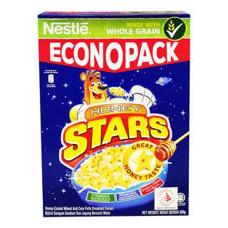 Nestle Cereal - Honey Stars
