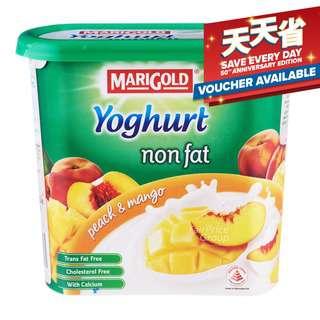 Marigold Non Fat Yoghurt - Peach & Mango