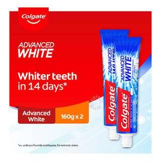Colgate Anticativity Toothpaste - Advanced Whitening
