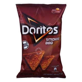 Doritos Tortilla Chips - Smoking BBQ
