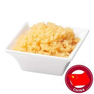 Defu Premium Grade Chopped Garlic