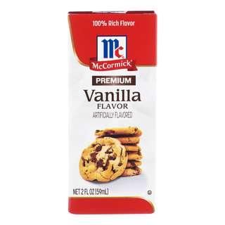McCormick Imitation Extract - Premium Vanilla