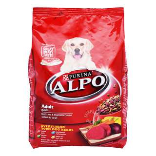 Purina Alpo Adult Dog Food - Beef, Liver & Vegetable