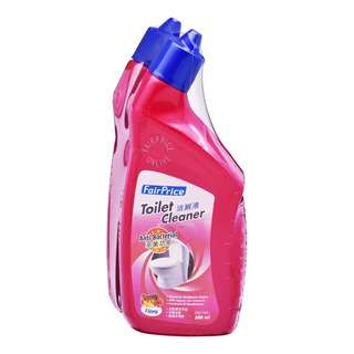 FairPrice Anti-Bacterial Toilet Cleaner - Floral