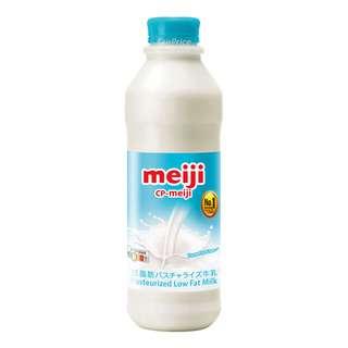 Meiji Low Fat Milk - Regular