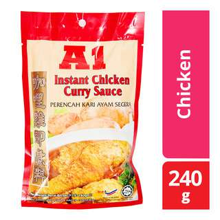 A1 Instant Curry Sauce - Chicken