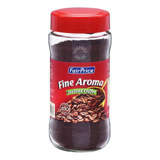 FairPrice Instant Coffee Powder Jar - Fine Aroma