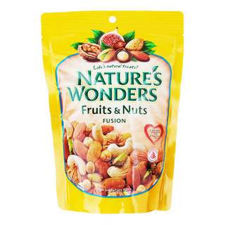Nature's Wonders Fruits & Nuts Fusion