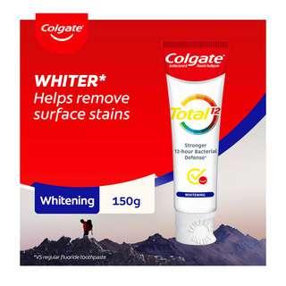 Colgate Total Toothgel - Professional Whitening