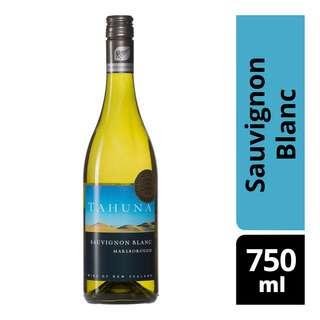 Tahuna Malborough White Wine - Sauvignon Blanc