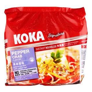 Koka Instant Noodle - Pepper Crab