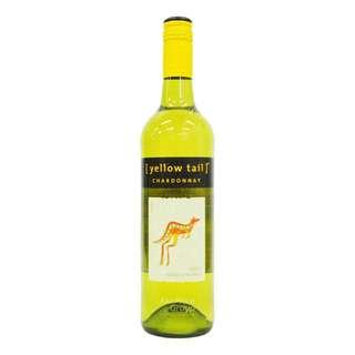 Yellow Tail White Wine - Chardonnay