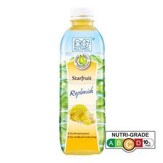 Allswell Bottle Drink - Starfruit