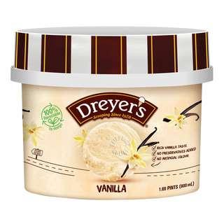 Dreyer's Ice Cream - Vanilla